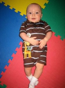 Hudson at 7 months