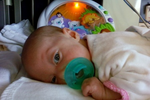 Chum in NICU