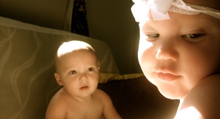 Hud and Elle