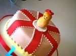 Ellisa's smash cake