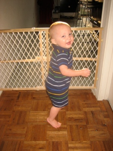 Hudson at 12 months