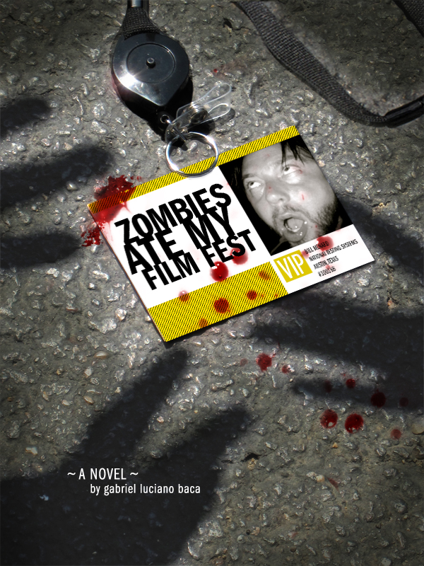 Zombies Ate My Film Fest ebook cover