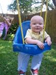 Hudson Swinging