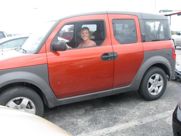 Mamma's New Car!