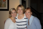 Jodi, Shellie, and Mackenzie