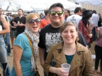 Me, Gabe, and Kristin