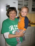 Great Aunt Jane and Hudson