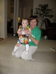 Great Aunt Jane and Ellisa