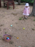 Ellisa Egg Hunting