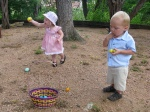 Ellisa Found an Egg, Hudson Found a Cookie