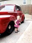 Ellisa Loves Red