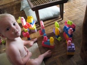 Hudson Made 13 Robots!