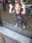 """Ellisa Wants to Go """"Side"""" (Outside)"""