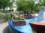 Kiddie Acres Boat Ride